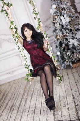 Транс Аня, фото с сайта SexSPb.club