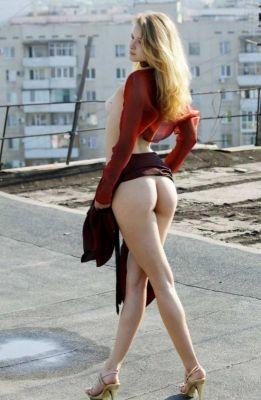 Верочка, эротические фото