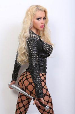 Таисия, фото с сайта SexSPb.club